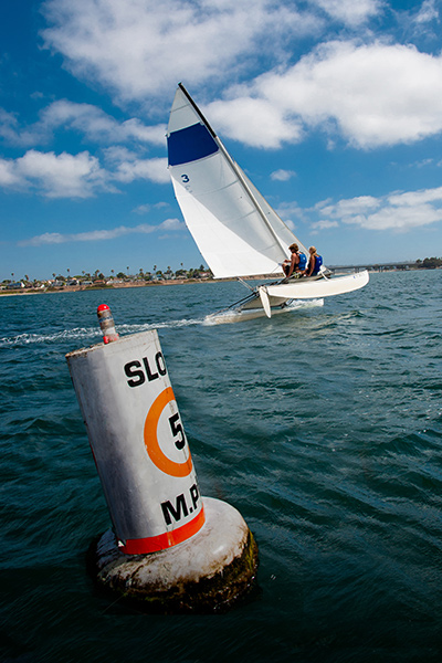 San Diego Sailing Lessons Classes Mission Bay Aquatic Center