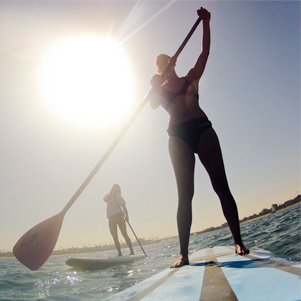 Stand Up Paddling at MBAC