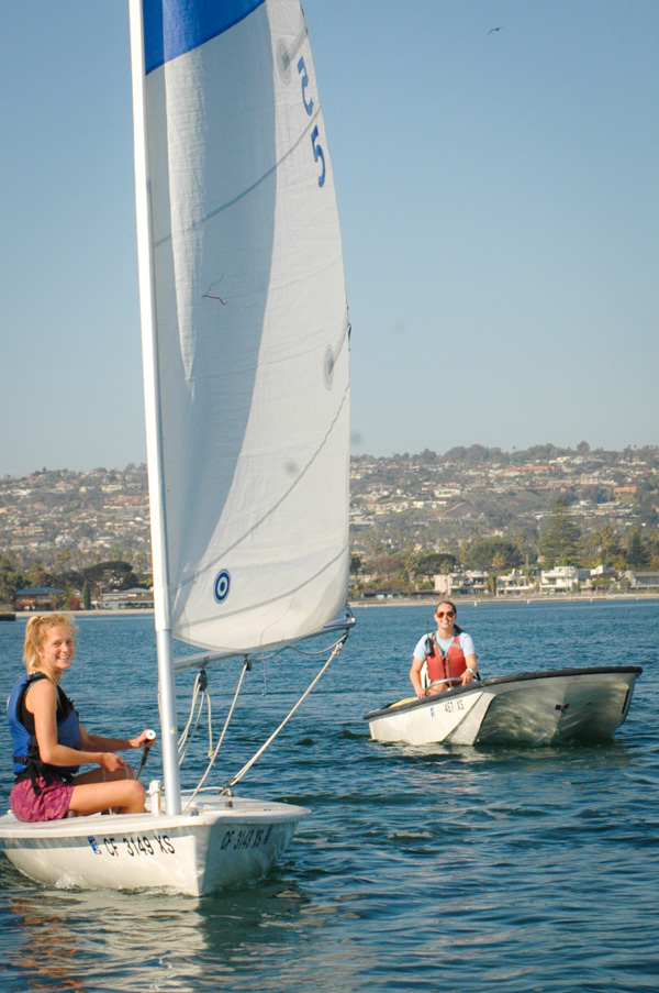 San Diego Sailing Lessons & Classes | Mission Bay Aquatic Center