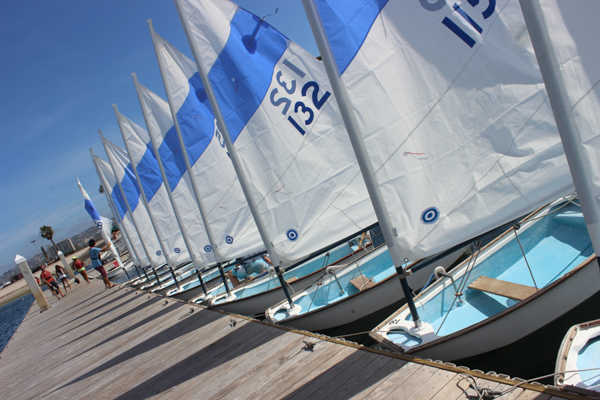 Sailboat Rentals | Mission Bay Aquatic Center, San Diego, CA