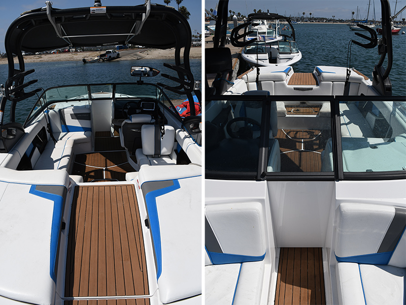 2017 Super Air Nautique boat views