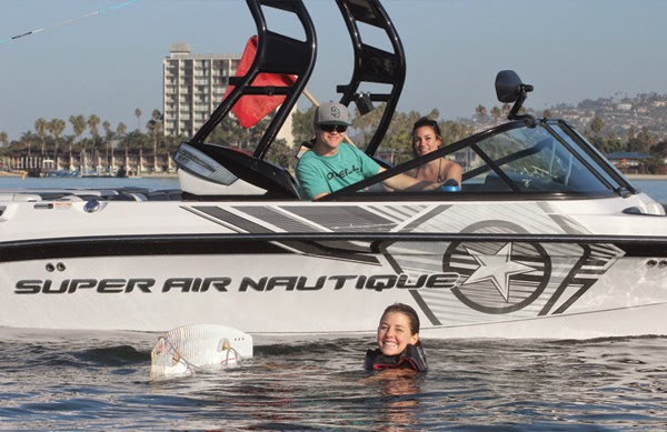 Become a Wakeboarding Instructor