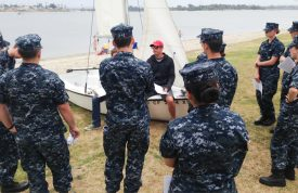 Training the next generation of Naval Officer