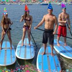 Celebrate your birthday with a free SUP or kayak rental