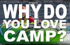 Why do you love camp?