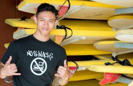 ENS Student Brandon Lim