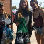 Join us for a beach clean-up Saturday, October 23