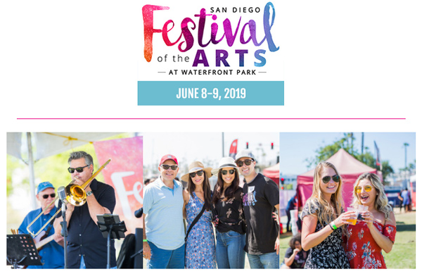 2019 San Diego Festival of Arts