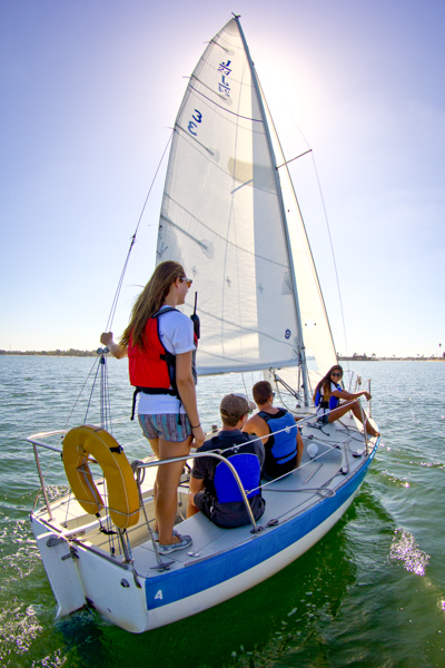 Camp Keelboat Clinic