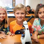 Become a marine scientist for a day in our STEM Explorations: Microscopic Mysteries