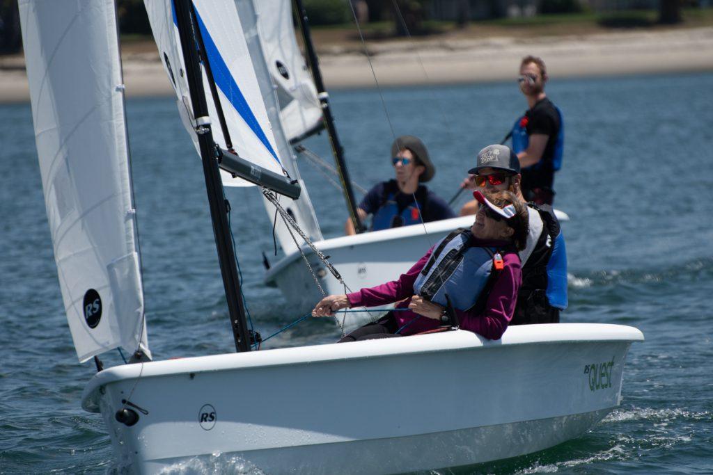 Sailing at MBAC