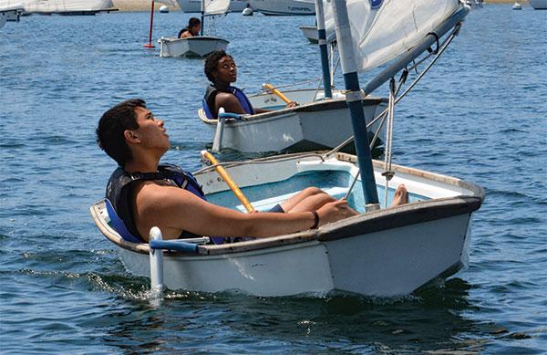 Basic Sailing Class