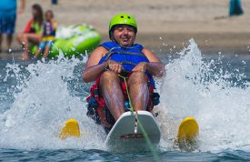 Accessible Waterskiing