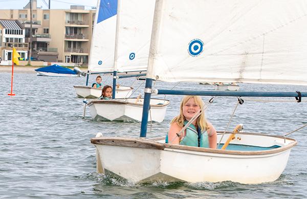 Basic Sailing Enrichment Camp