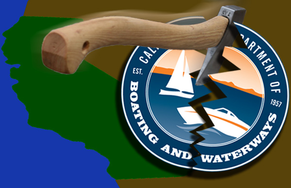 Cal Boat logo getting the ax
