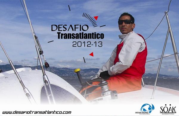 Octavio Arteta sailing